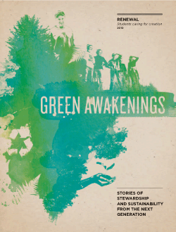 Green Awakenings