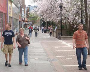 Ithaca Commons