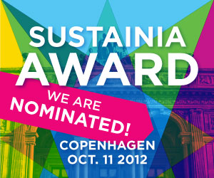 Sustainia Award Nominee