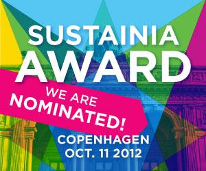 Sustainia Award Nominee