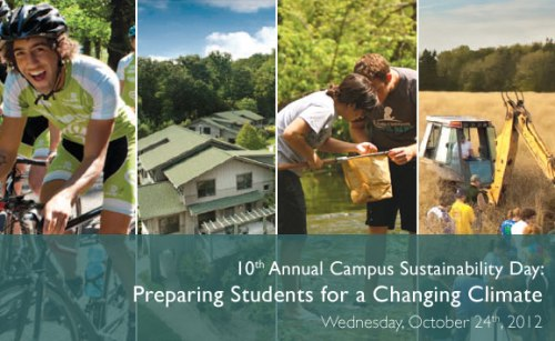 Campus Sustainability Day 2012